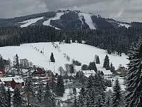 Ski areál Plešivec - pronájem chalupy Pernink