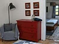 Obývací pokoj patro - Kovářská