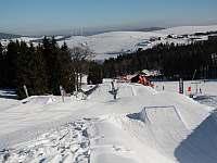 Snowpark Klínovec - Kovářská