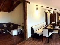obývací pokoj s jídelnou - Horní Halže