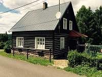 Chalupa ubytování v obci Zlatý Kopec