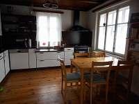 kuchyň + jídelní kout - Nové Hamry
