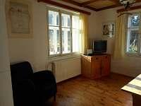 obývací místnost - Nové Hamry