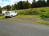 parkování - Nové Hamry
