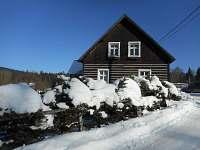 Chalupa k pronajmutí - Nové Hamry Krušné hory