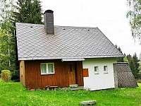 Chata ubytování v obci Kyselka