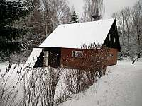 Chata k pronajmutí - okolí Bernova