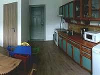 kuchyň v prvním patře - Bublava