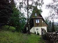 Chata k pronájmu - dovolená v Krušných horách