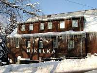 Pension Mikulka - ubytování Mikulov u Teplic
