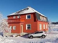 ubytování Boží dar - Ryžovna Apartmán na horách