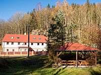 Chalupa ubytování v Českém Jiřetíně