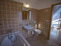 Koupelna s vanou - Kovářská