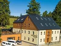 Penzion Kryštof - ubytování Kovářská
