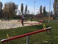 Dětské hřiště - Stružná