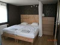 Ložnice 1 - pronájem rekreačního domu Stružná