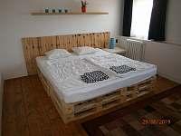 Ložnice 2 - rekreační dům ubytování Stružná