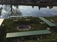 Rybník - rekreační dům k pronajmutí Stružná