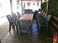 Venkovní terasa - Stružná