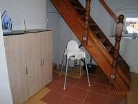 Vybavení - rekreační dům k pronájmu Stružná
