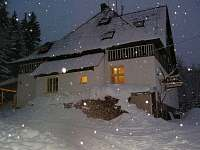 ubytování Klínovec horská chata Hájenka