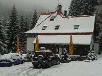 ubytování Klínovec horská chata Hájenka - k pronajmutí