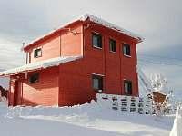 Chata k pronajmutí - zimní dovolená osada Klínovec