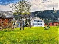 Loučná pod Klín. jarní prázdniny 2022 ubytování