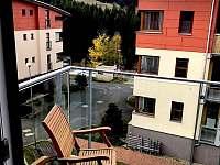 balkon - apartmán k pronajmutí Loučná pod Klínovcem