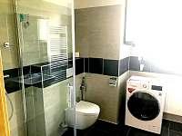 koupelna - apartmán k pronájmu Loučná pod Klínovcem