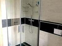 koupelna - apartmán k pronajmutí Loučná pod Klínovcem