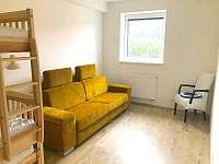 ložnice - apartmán k pronájmu Loučná pod Klínovcem