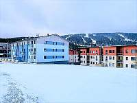 Apartmán ubytování v obci Malý Hrzín