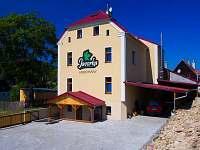 Chata ubytování v obci Damice