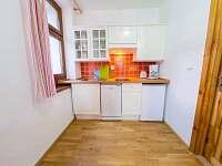 Kuchyňka - chata ubytování Pernink