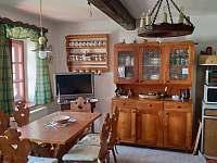 Babiččina kuchyň 2 - chalupa k pronajmutí Jáchymov - Nové Město