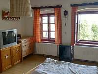 Rodinná ložnice 2 - chalupa k pronajmutí Jáchymov - Nové Město