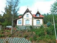 Vila Polacek - vila k pronajmutí - 4 Nejdek