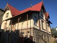 Vila ubytování v obci Zlatý Kopec