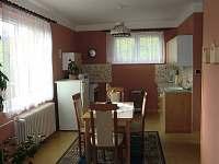 kuchyňský kout - 1.patro