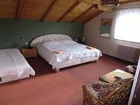 ložnice č.2 (2.patro)