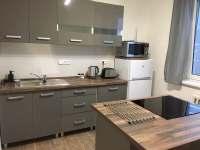 kuchyň - apartmán k pronájmu Abertamy
