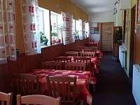 jídelna - chata k pronajmutí Jáchymov - Mariánská