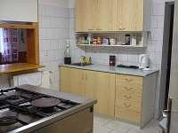 kuchyň - Jáchymov - Mariánská
