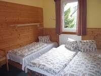 ložnice - Jáchymov - Mariánská