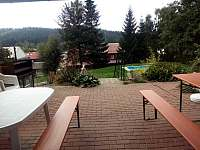terasa - Jáchymov - Mariánská