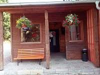vchod - Jáchymov - Mariánská