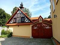 Statek Kopanina - chalupa k pronájmu - 6 Nový Kostel - Kopanina