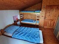 Malá ložnice v I.patře - Hřebečná
