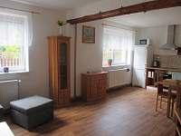 Kuchyň+obývací pokoj